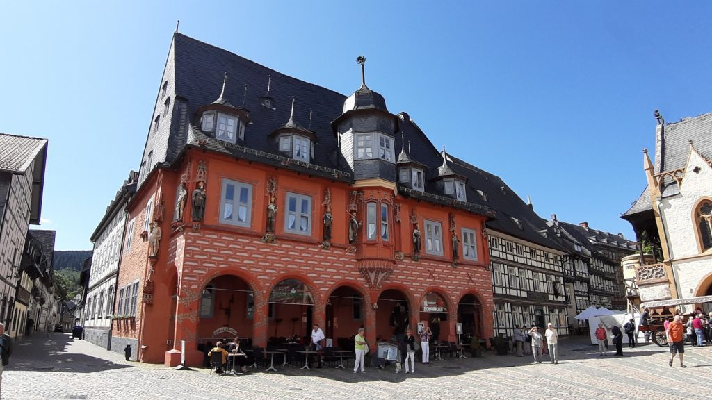 Die Kaiserworth in Goslar